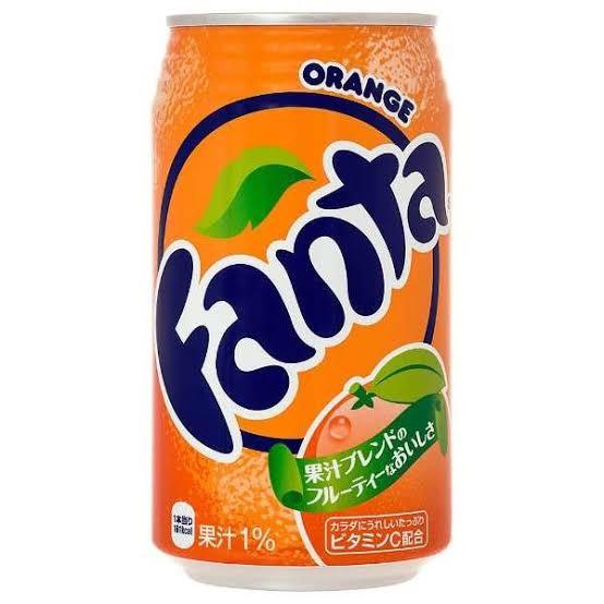 ファンタオレンジ